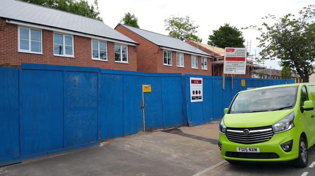 Plasterers Nottingham - ATK Plastering Ltd - Plastering Nottingham