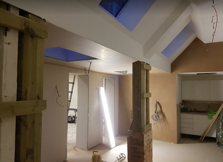 Skimming Services Nottingham - ATK Plastering Ltd - Skimming Nottingham
